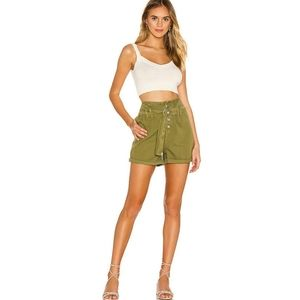 NWT!!! Free People Cindy Hi-Rise Shorts